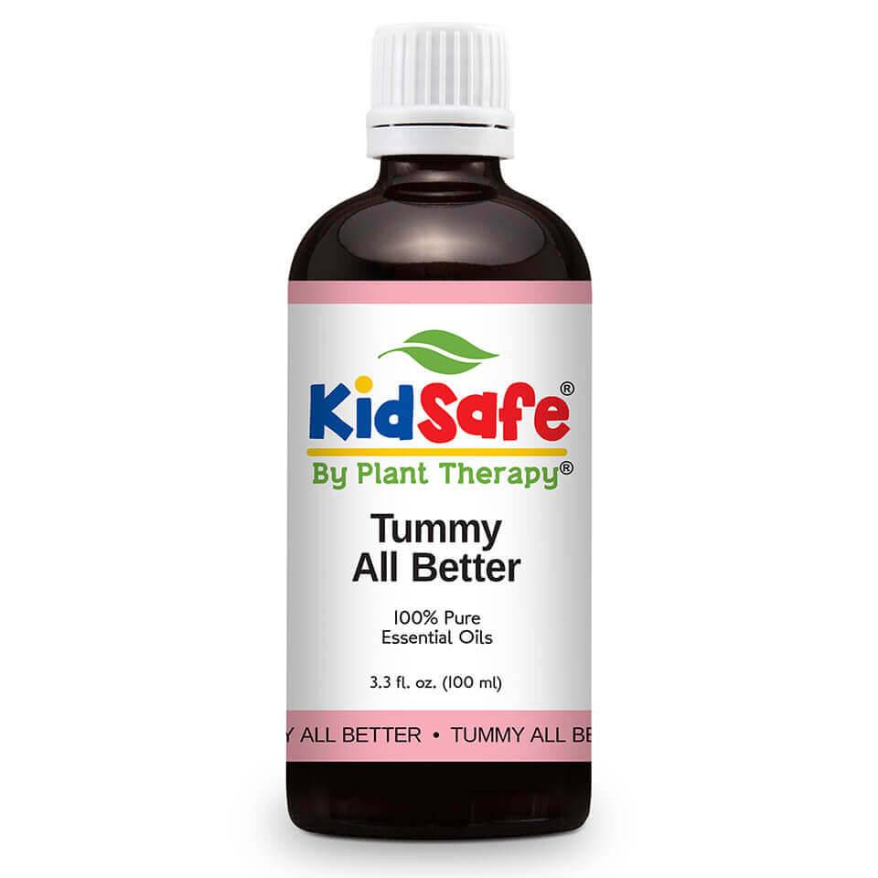 Plant Therapy Tummy All Better KidSafe Essential Oil 100 mL
