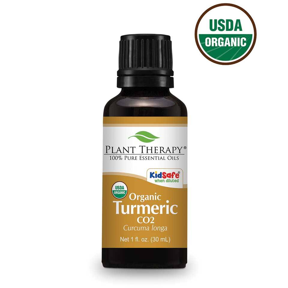 Plant Therapy Turmeric CO2 Extract Organic 30 mL
