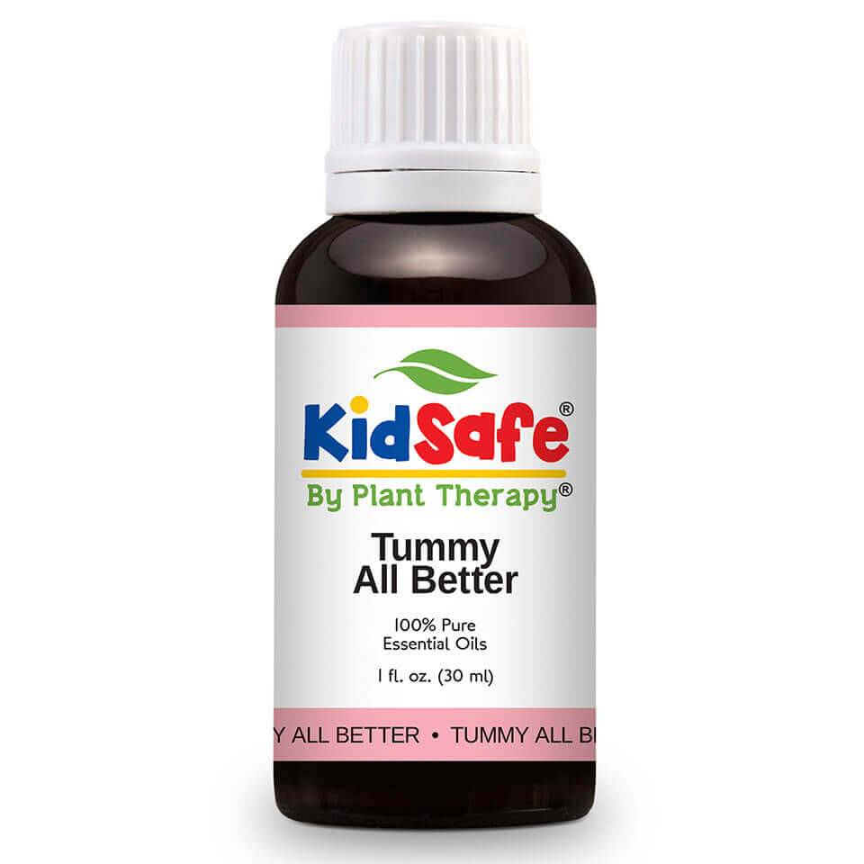 Plant Therapy Tummy All Better KidSafe Essential Oil 30 mL