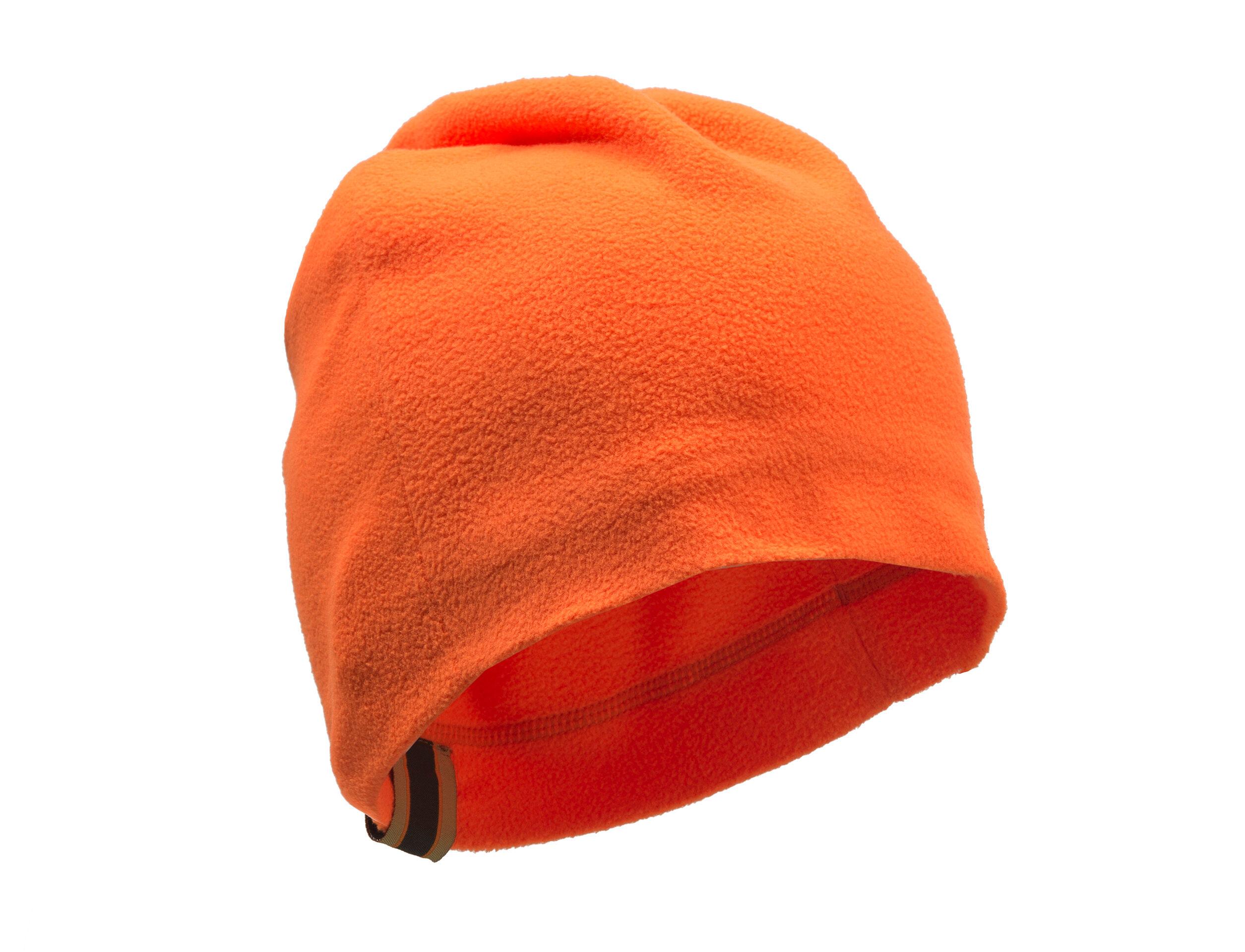BerettaUSA   Beanie in Blaze Orange, Fleece, Size: Large