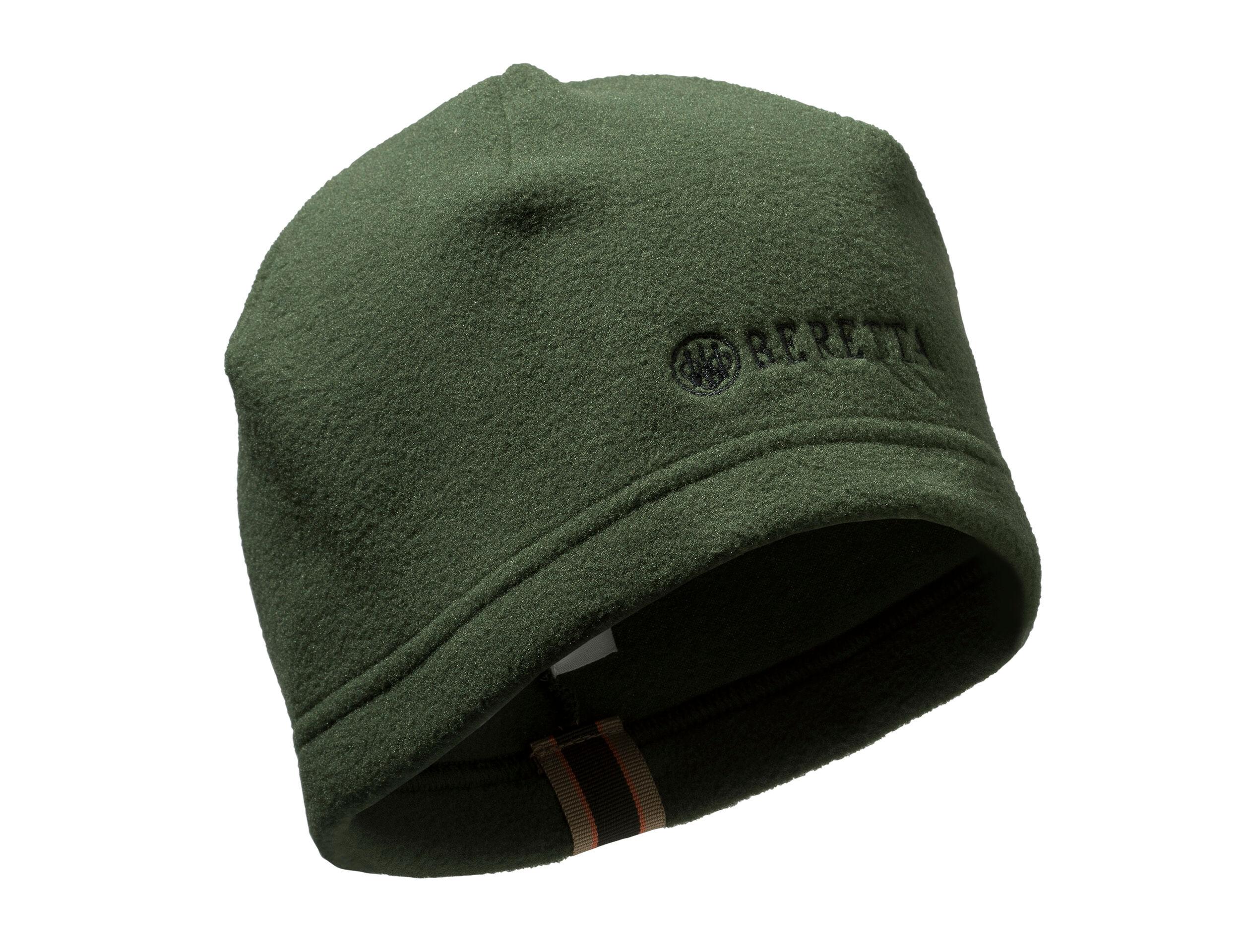 BerettaUSA   Beanie in Green, Fleece, Size: Medium