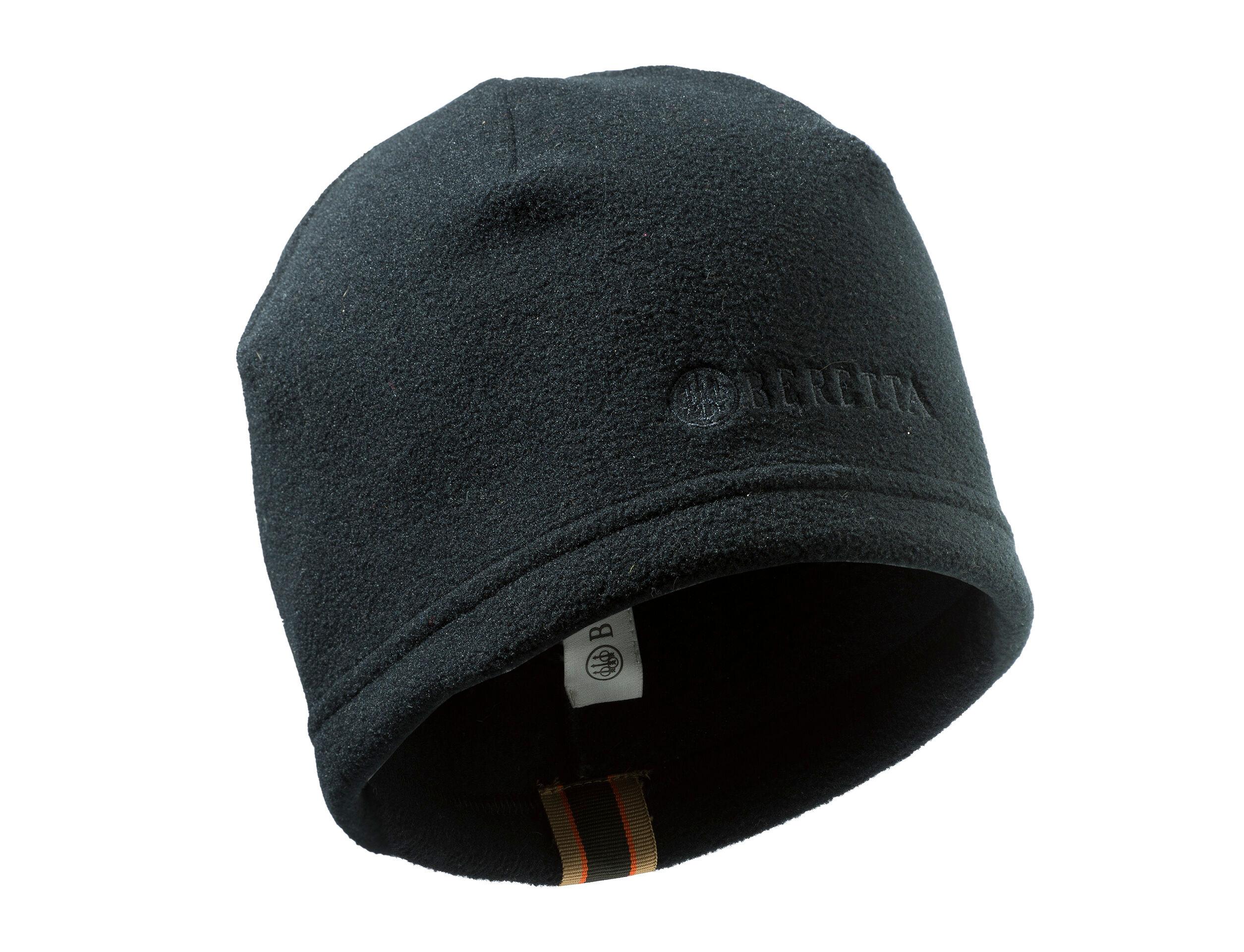 BerettaUSA   Beanie in Black, Fleece, Size: Medium