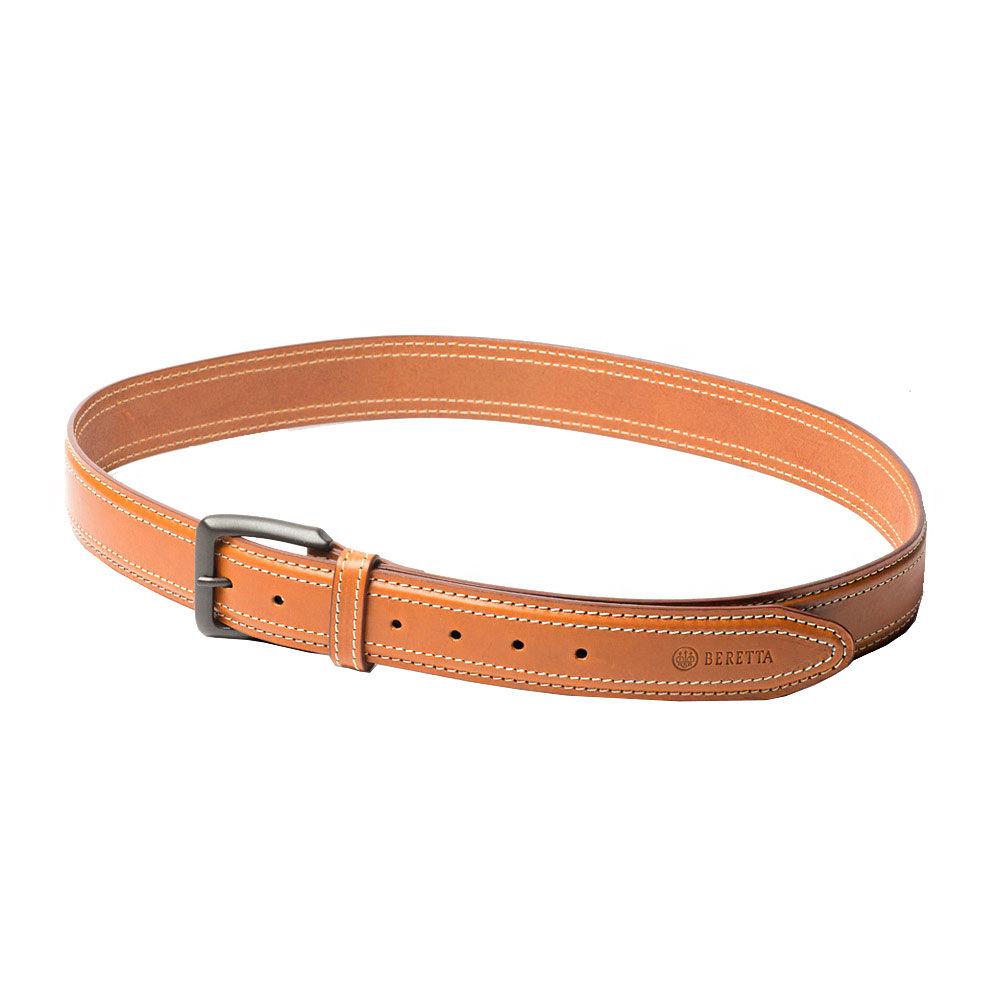 BerettaUSA   Tactical Belt in Brown, Leather, Size: Medium
