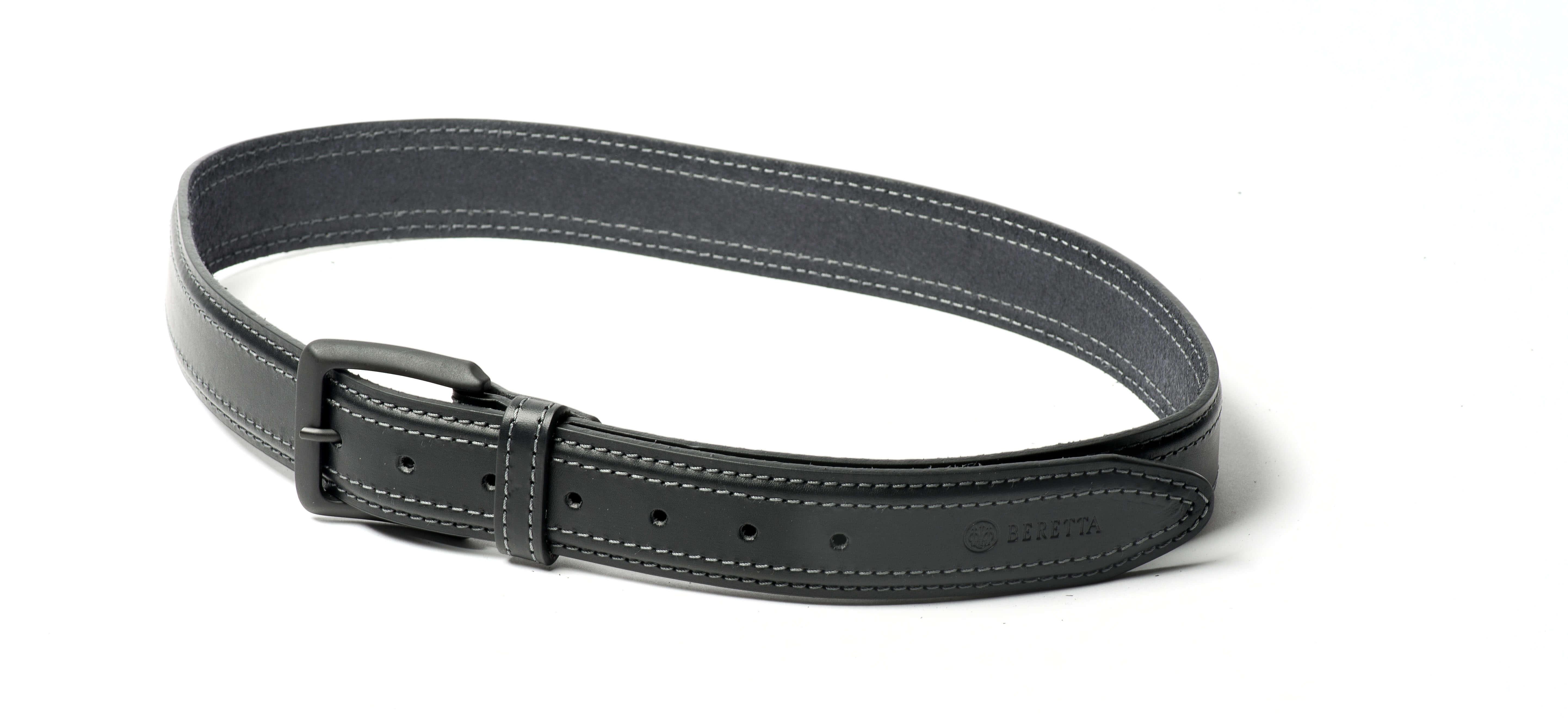 BerettaUSA   Tactical Belt in Black, Leather, Size: XL