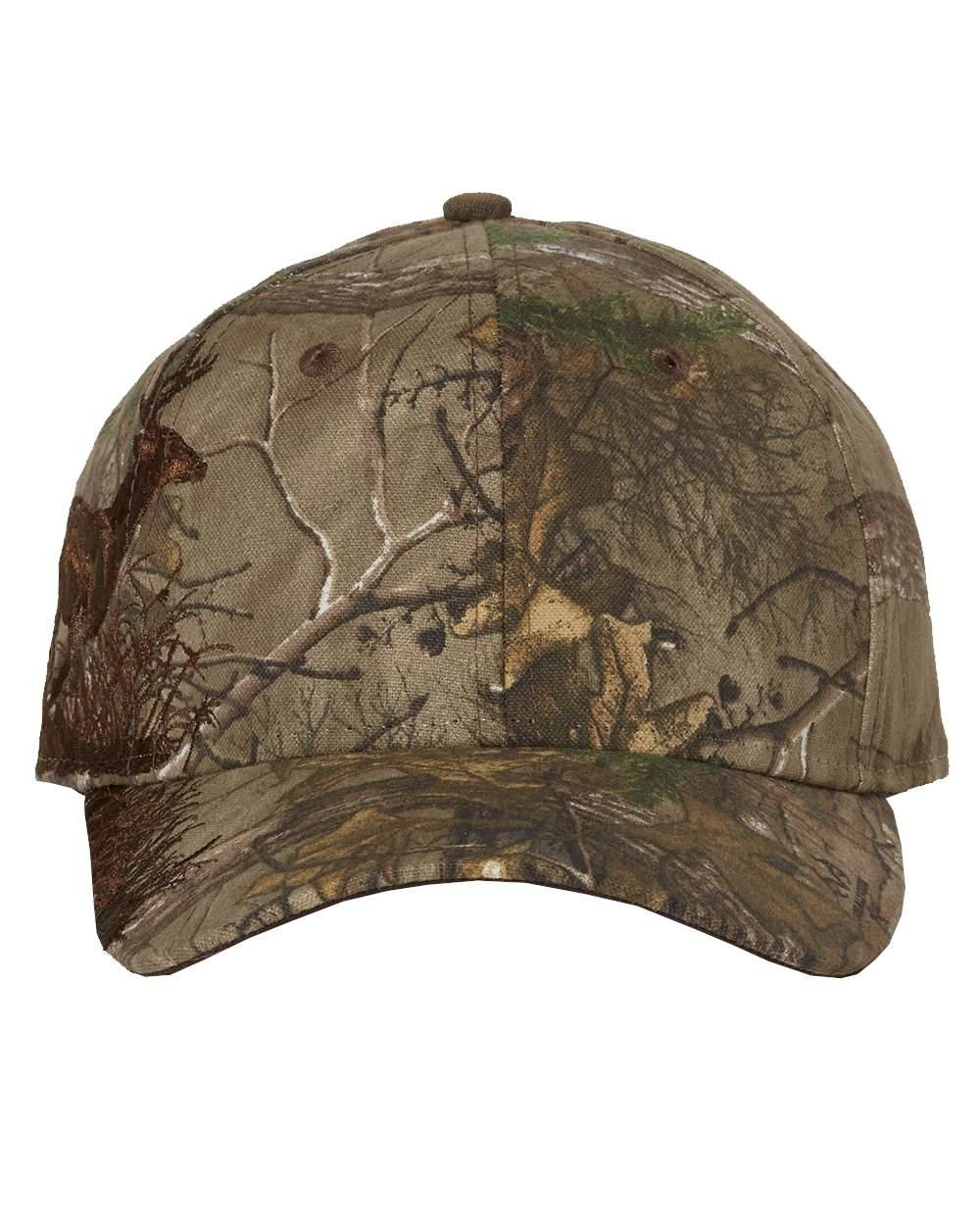 DRI DUCK - Running Buck Cap - 3301 - Realtree Xtra - Adjustable - One Size
