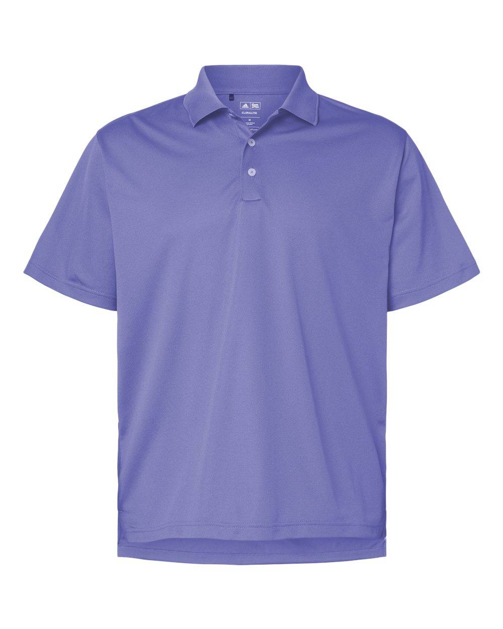 Adidas - Basic Sport Shirt - A130 - Light Flash Purple/ Black - 4X-Large