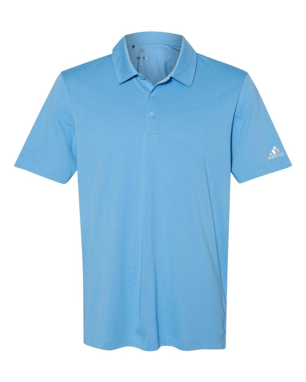Adidas - Cotton Blend Sport Shirt - A322 - Light Blue - Small