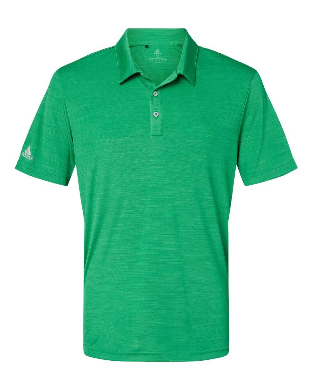 Adidas - Mlange Sport Shirt - A402 - Team Green Melange - Small