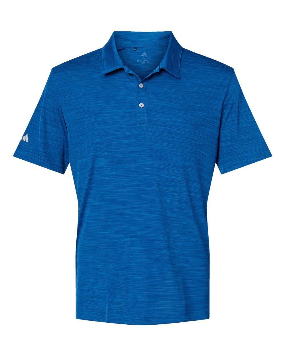 Adidas - Mlange Sport Shirt - A402 - Collegiate Royal Melange - Large