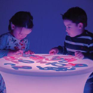 Creative Labs Sensory Mood Light Table   1 light table by Creative Toys USA/Now Learning Advantage