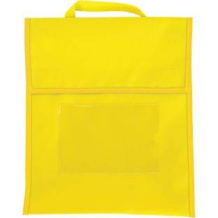 Really Good Stuff Inc Solid Color Book Pouches   Set Of 36 Yellow by Really Good Stuff Inc