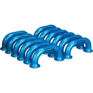 Really Good Stuff Inc Toobaloos   Set Of 12 Blue by Really Good Stuff Inc