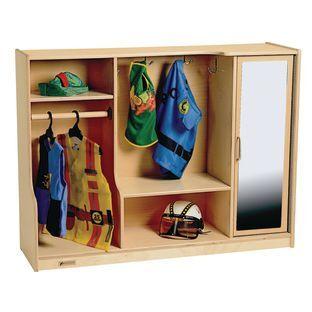 Discount School Supply MyPerfectClassroom Dress Up Storage   1 storage by Discount School Supply