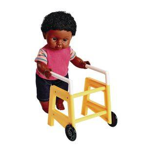 Discount School Supply Walker Accessory for Toddler Dolls   1 doll by Discount School Supply