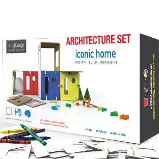 3DUXDESIGN, LLC 3Dux   The Iconic Home   1 multi item kit by 3DUXDESIGN, LLC