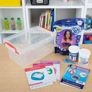 Really Good Stuff Inc Polymers And Task Cards Kit   1 multi item kit by Really Good Stuff Inc