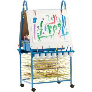 Copernicus Educational Products, Inc. Double Sided Art Easel   1 easel with accessories by Copernicus Educational Products, Inc.