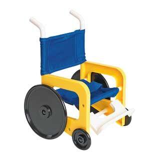 Discount School Supply Wheelchair Accessory for Toddler Dolls   1 doll by Discount School Supply