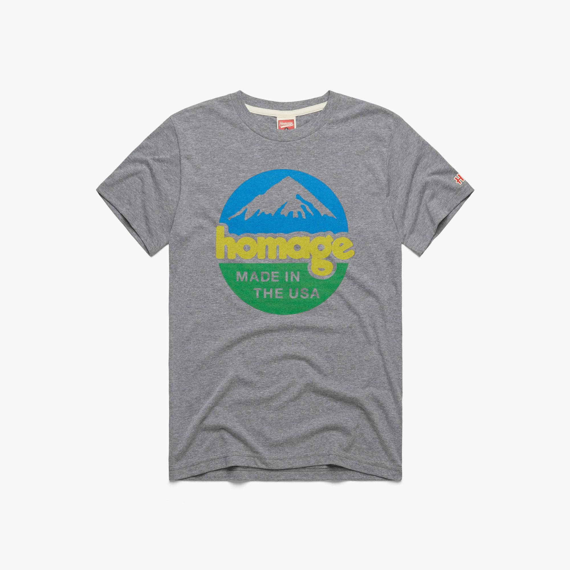 HOMAGE Outdoor in  Grey (Size: 3XL)