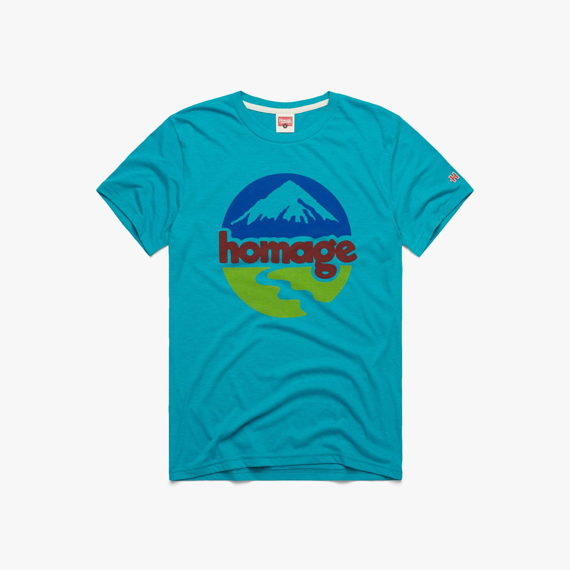 HOMAGE Outdoor in  Blue (Size: XL)