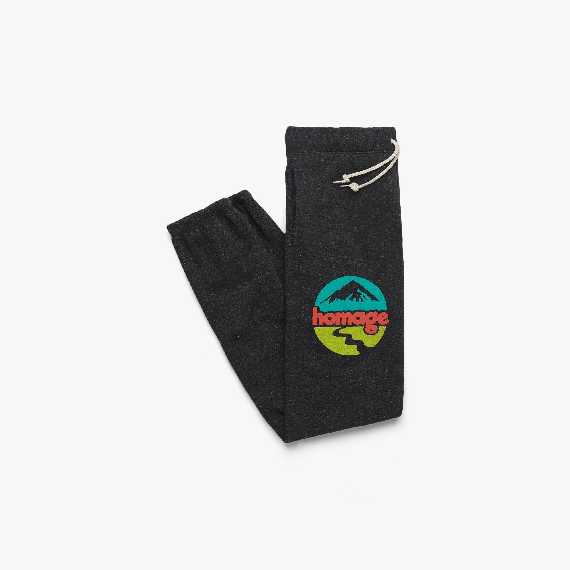 HOMAGE Outdoor Sweatpants in  Grey (Size: S)