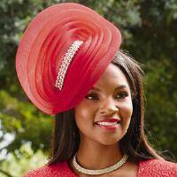 High Fashion Fascinator by EY Signature