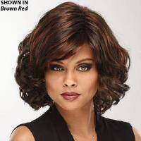 Jazzy WhisperLite Wig by Donna Vinci Collection