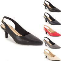 Classic Signature Slingback by EY Boutique