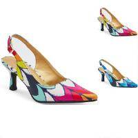 Kali's Kaleidoscope Slingback by EY Boutique