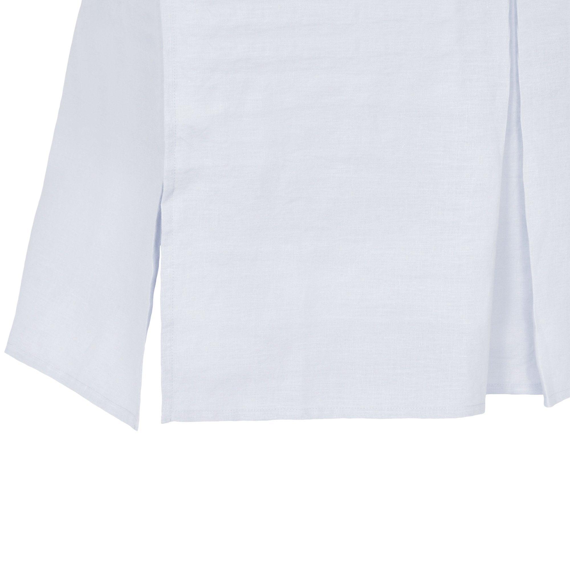 Just Born Keepsake Tailored Bed Skirt - Grey