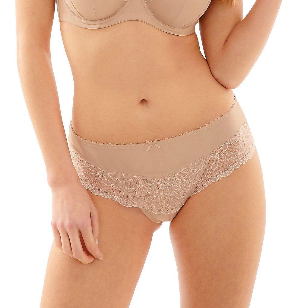 Panache 6955 Jasmine Brief Panty (Caramel S)