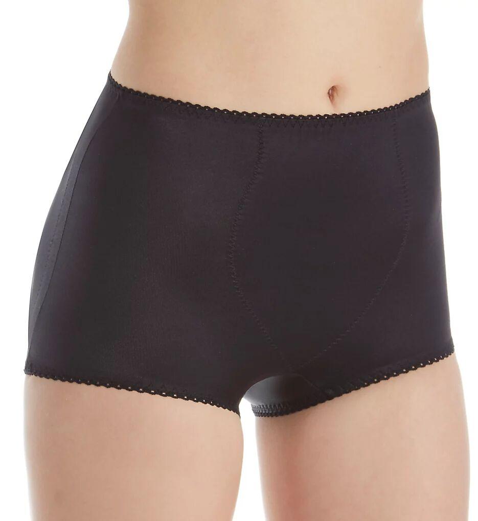 Rago 914 Padded Shaping Panties (Black M)