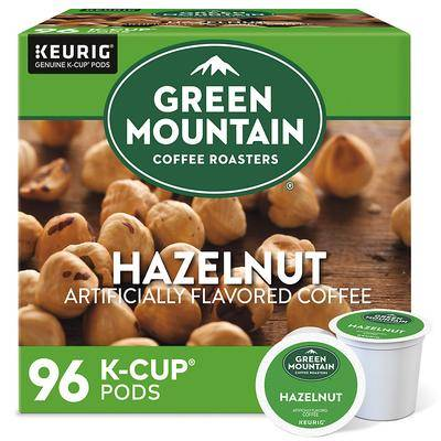 Green Mountain Coffee 96 Ct Green Mountain Coffee Hazelnut Coffee 96-Count (4 Boxes Of 24) K-Cup Pods. Coffee