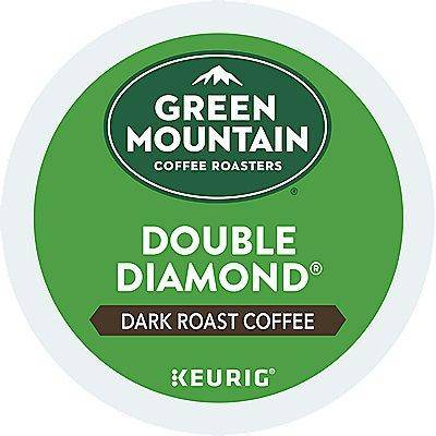 Green Mountain Coffee 96 Ct Green Mountain Coffee Double Diamond Coffee 96-Count (4 Boxes Of 24) K-Cup Pods. Coffee