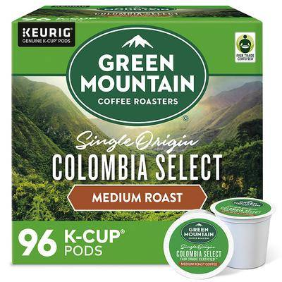 Green Mountain Coffee 96 Ct Green Mountain Coffee Colombia Select Coffee 96-Count (4 Boxes Of 24) K-Cup Pods. Coffee
