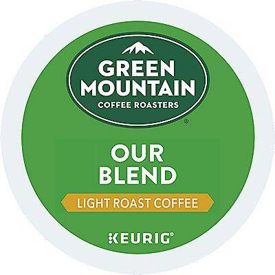 Green Mountain Coffee 96 Ct Green Mountain Coffee Our Blend Coffee 96-Count (4 Boxes Of 24) K-Cup Pods. Coffee
