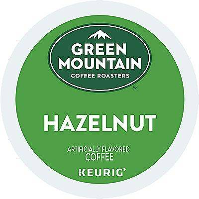 Green Mountain Coffee 72 Ct Green Mountain Coffee Hazelnut Coffee 72-Count (3 Boxes Of 24) K-Cup Pods. Coffee