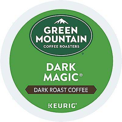 Green Mountain Coffee 72 Ct Green Mountain Coffee Dark Magic Coffee 72-Count (3 Boxes Of 24) K-Cup Pods. Coffee