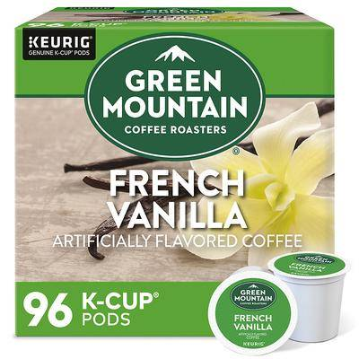 Green Mountain Coffee 96 Ct Green Mountain Coffee French Vanilla Coffee 96-Count (4 Boxes Of 24) K-Cup Pods. Coffee