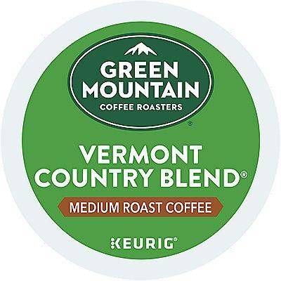 Green Mountain Coffee 96 Ct Green Mountain Coffee Vermont Country Blend Coffee 96-Count (4 Boxes Of 24) K-Cup Pods. Coffee