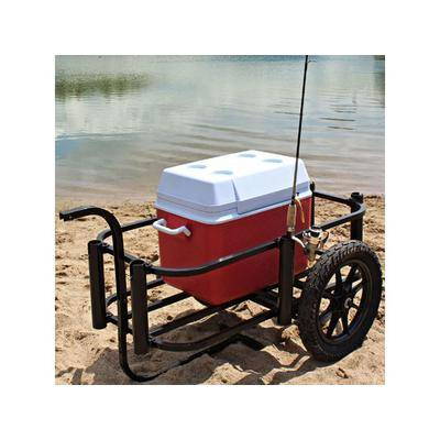 Rambo Bikes Fishing Cart Aluminum Black