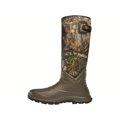 "LaCrosse Aerohead Sport 16"""" Waterproof 7mm Hunting Boots Polyurethane Clad Neoprene Men's"""