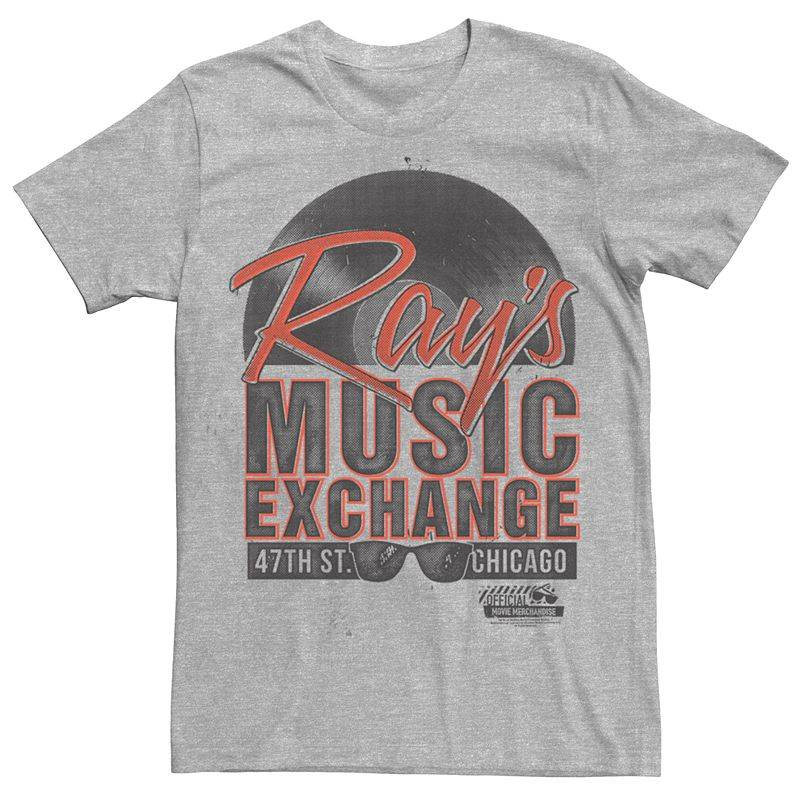 Kohl's Men's The Blue Brothers Rays Music Tee, Size: Medium, Med Grey