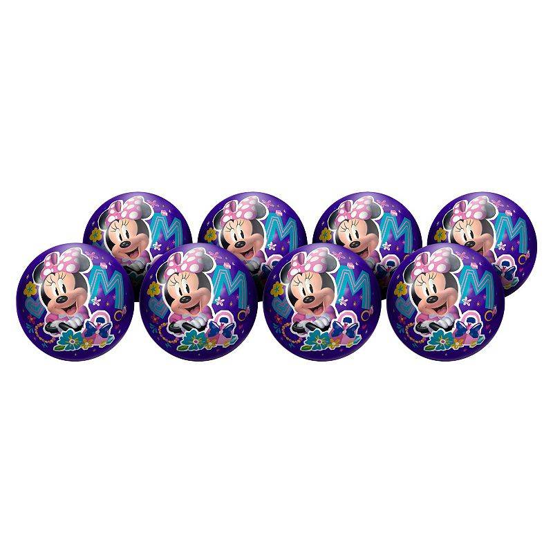 Hedstrom Disney's Minnie Mouse Hedstrom 8-Pack Playball Party Pack