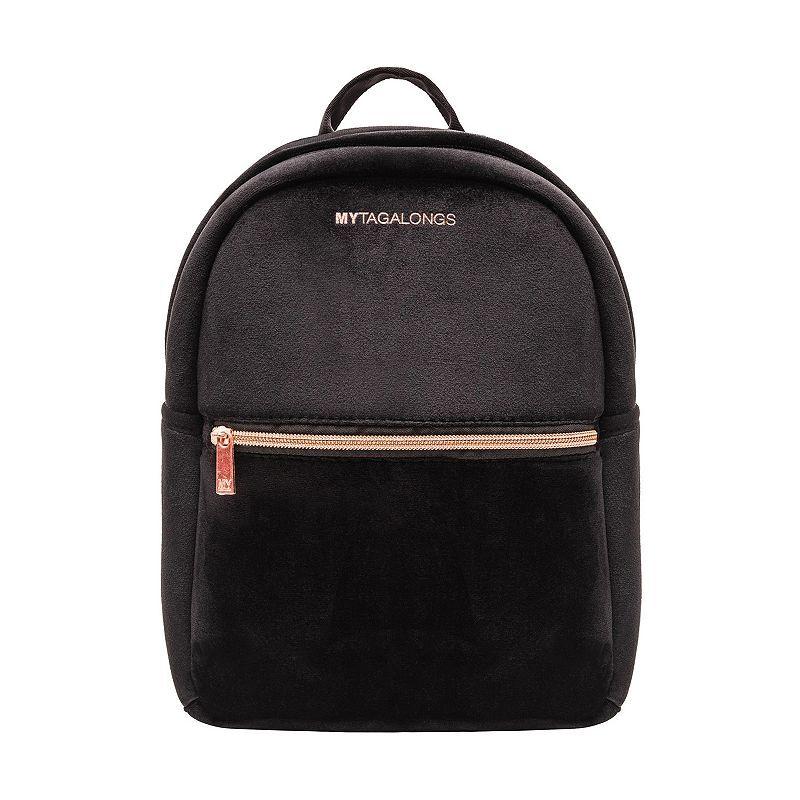 MYTAGALONGS Vixen Mini Backpack, Black