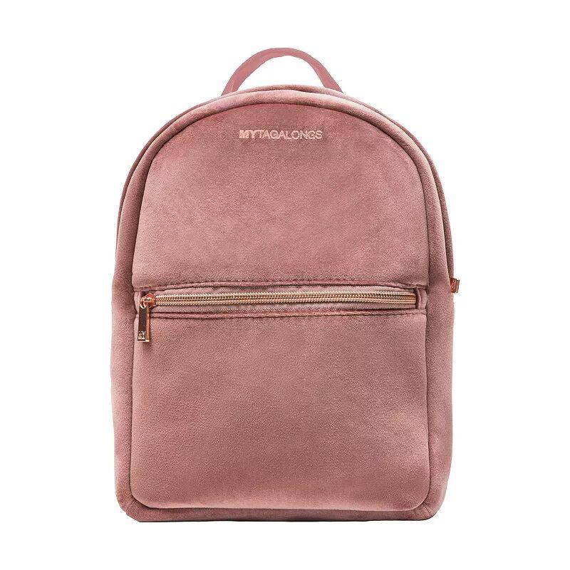MYTAGALONGS Vixen Mini Backpack, Gold