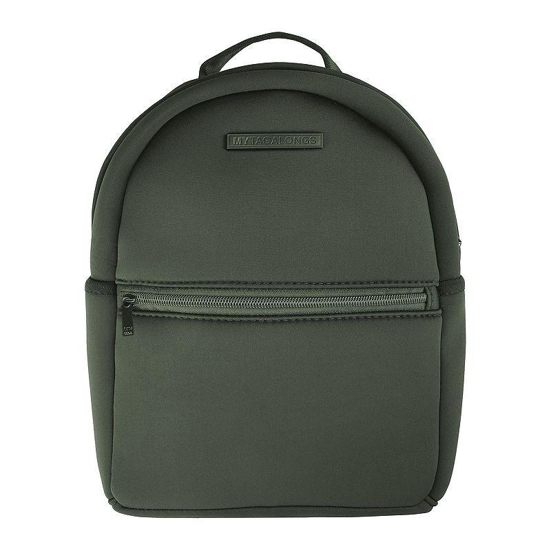 MYTAGALONGS Mini Backpack, Dark Green