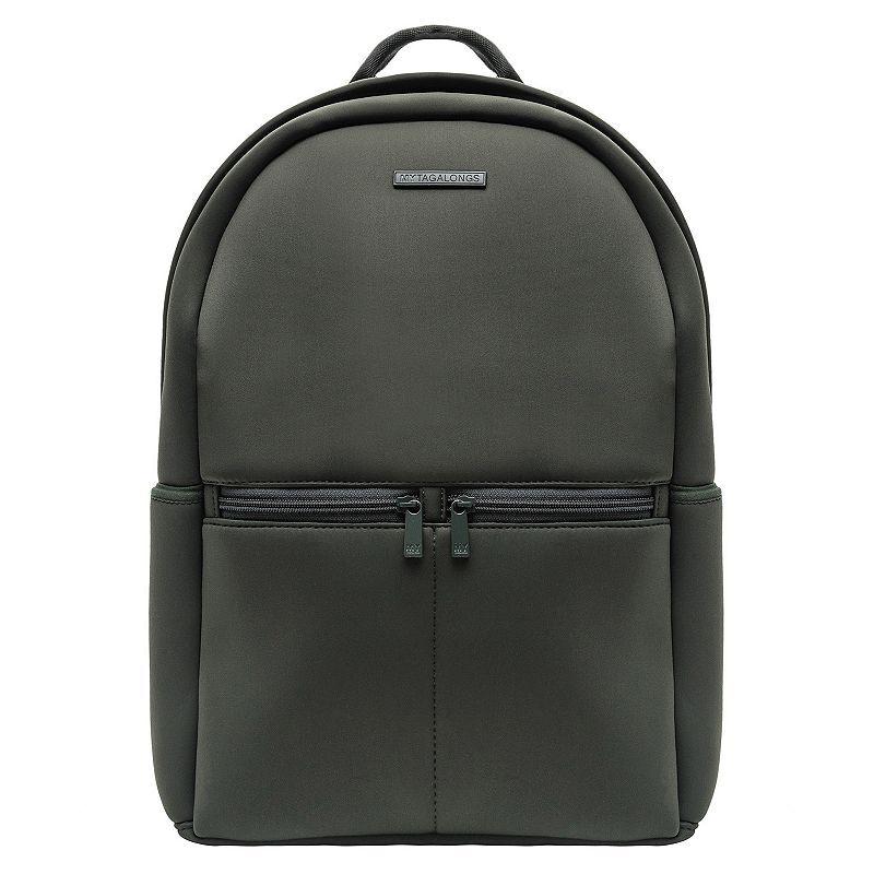 MYTAGALONGS Backpack, Dark Green