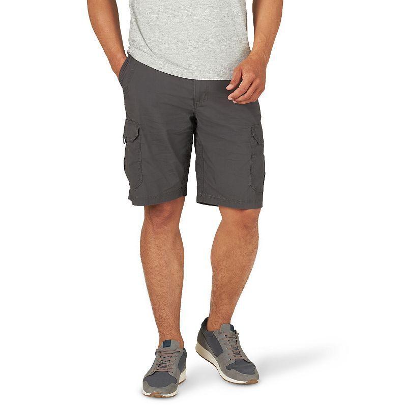 Lee Men's Lee Extreme Motion Crossroads Cargo Shorts, Size: 29, Beig/Green