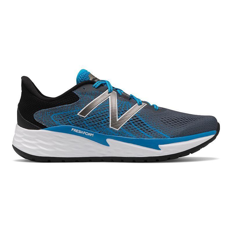 New Balance Fresh Foam EVARE Men's Running Shoes, Size: Medium (10), Med Grey